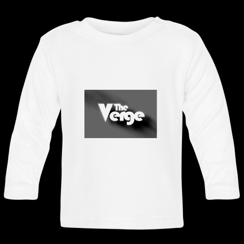 TV logo 004 - T-shirt manches longues Bébé