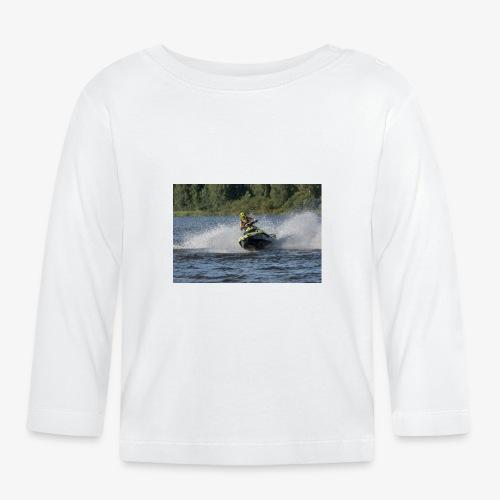 Larse Jetski - Vauvan pitkähihainen paita