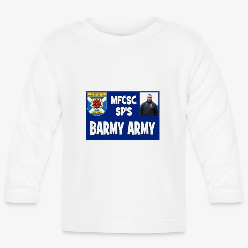 Barmy Army - Baby Long Sleeve T-Shirt
