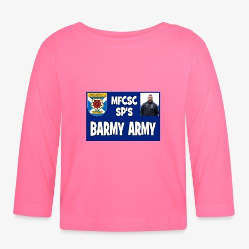 Barmy Army - Baby Long Sleeve T-Shirt