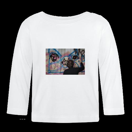 fox1 - T-shirt manches longues Bébé