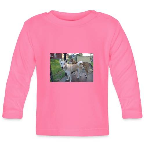 L1000041 - Langarmet baby-T-skjorte
