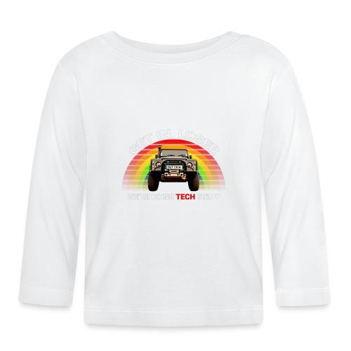 We're Doing Tech Stuff - Baby Long Sleeve T-Shirt