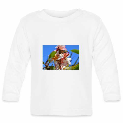 Schmetterling - Baby Langarmshirt