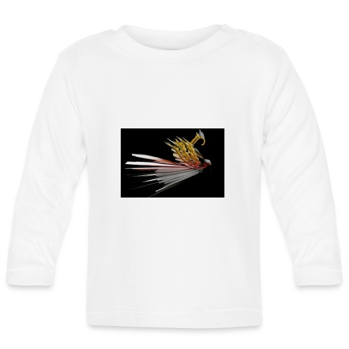 Abstract Bird - Baby Long Sleeve T-Shirt