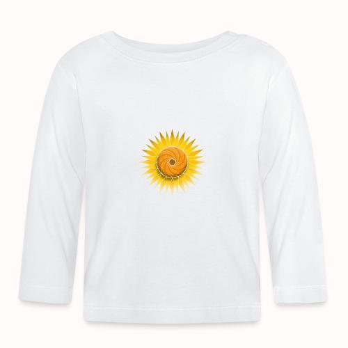 Sunflower - Baby Long Sleeve T-Shirt