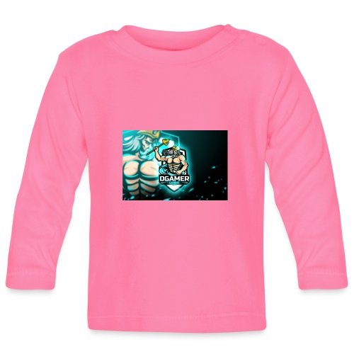 8251831F EA3A 4726 A475 A5510CDECB5A - Långärmad T-shirt baby