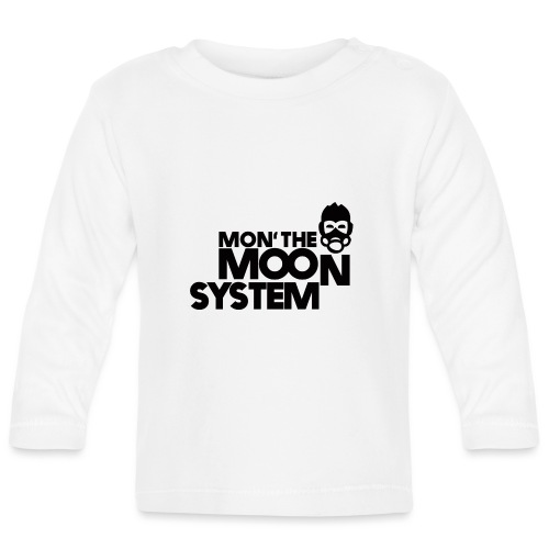 Mon' The Moon System - Baby Long Sleeve T-Shirt