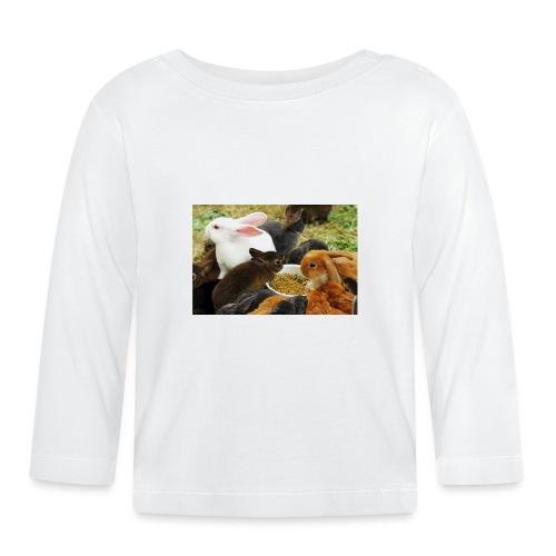 Streichelzoo am Kis Balaton - Baby Langarmshirt