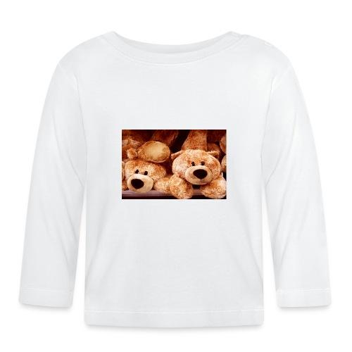 Glücksbären - Baby Langarmshirt