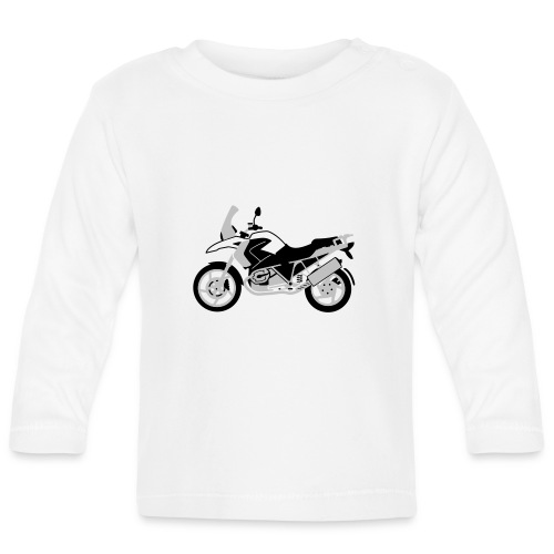R1200GS 08-on - Baby Long Sleeve T-Shirt