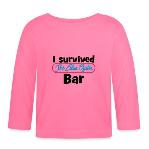 I survived the Blue Oyster Bar - Baby Langarmshirt