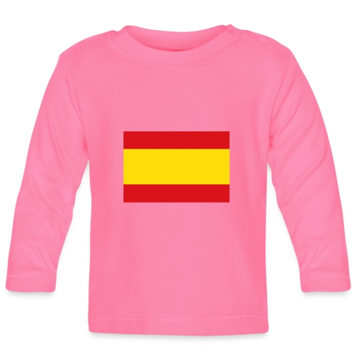 vlag van spanje - T-shirt