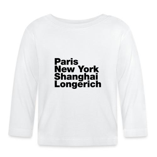 Fashion-Metropole Köln Longerich - Baby Langarmshirt