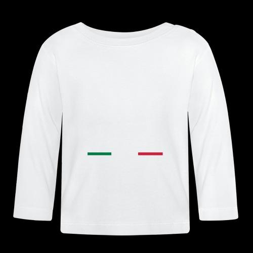 HESPERIA slo Logo svg - Baby Long Sleeve T-Shirt