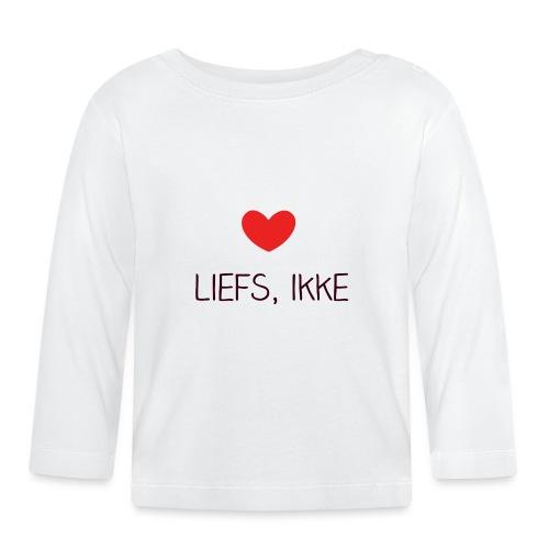 Liefs, ikke - T-shirt