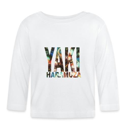 YAKI HARAMUZA BASIC HERR - Långärmad T-shirt baby