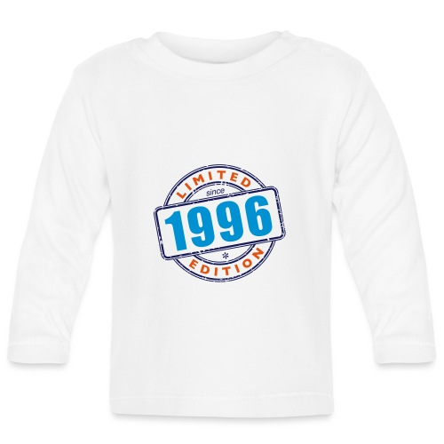 LIMITED EDITION SINCE 1996 - Baby Langarmshirt