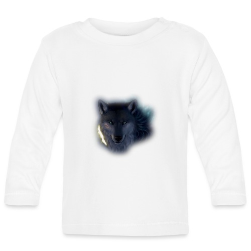 Wolf - Baby Long Sleeve T-Shirt