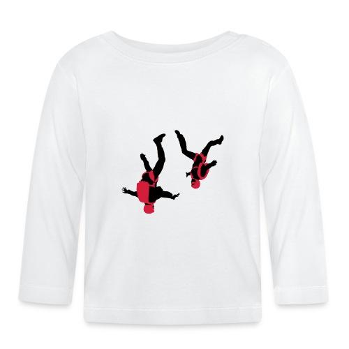 parachutisme Free Fly - T-shirt manches longues Bébé