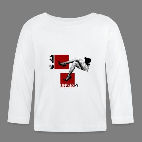 SEXY GIRL STOCKING SHOES 03 - Maglietta a manica lunga per bambini