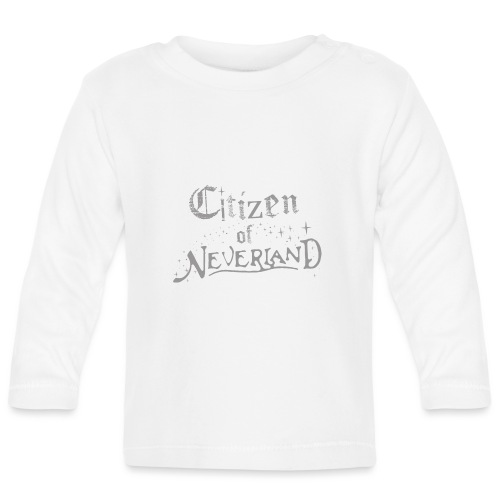 Citizen of Neverland - Baby Long Sleeve T-Shirt