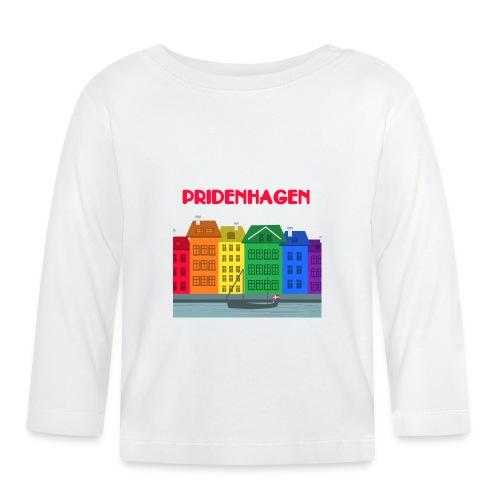 PRIDENHAGEN NYHAVN TANK TOP M - Langærmet babyshirt