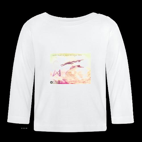 Salto desde Peña la Vieja - Camiseta manga larga bebé