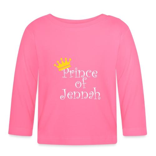 Prince of Jennah - Baby Langarmshirt