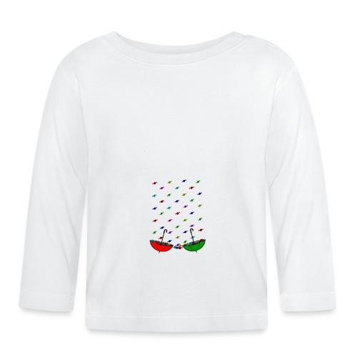 Sweet rain - Camiseta manga larga bebé