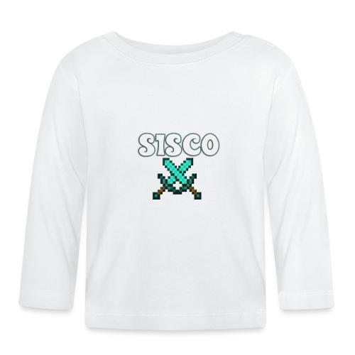 S1SCO - Maglietta a manica lunga per bambini