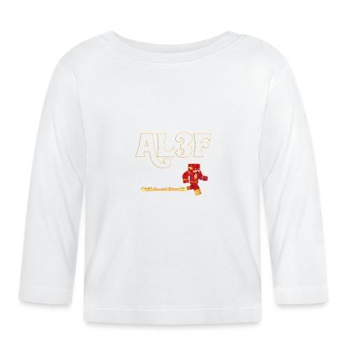 AL3F GAMER - Maglietta a manica lunga per bambini