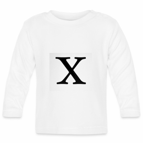 THE X - Baby Long Sleeve T-Shirt