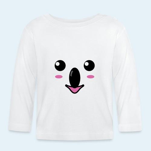 Koala bebé (Cachorros) - Camiseta manga larga bebé