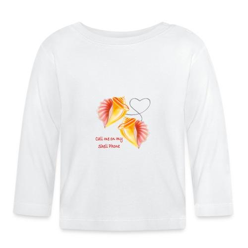 Shell - Baby Langarmshirt