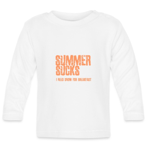 SUMMER SUCKS - T-shirt
