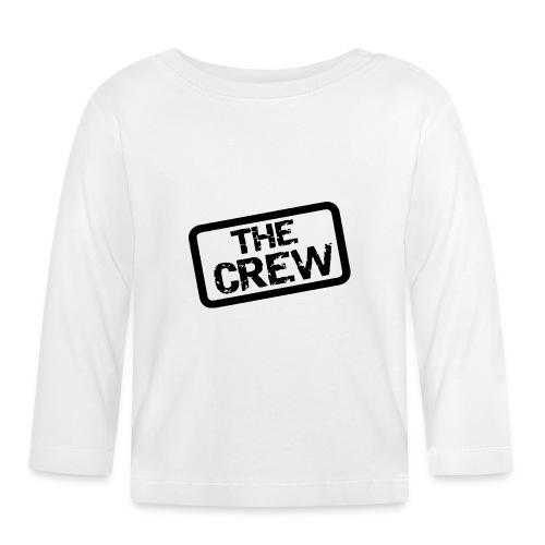 Crew logo - Långärmad T-shirt baby