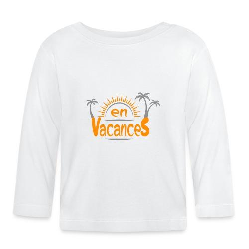 En vacances - T-shirt manches longues Bébé