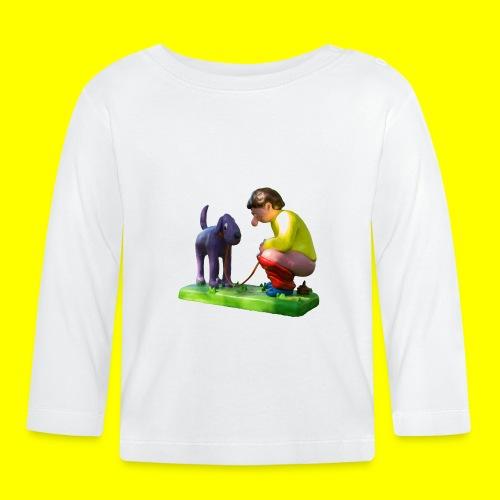 Mannetje Poep vrijstaand - T-shirt