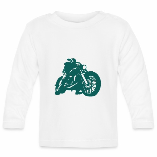 born to ride - Baby Long Sleeve T-Shirt