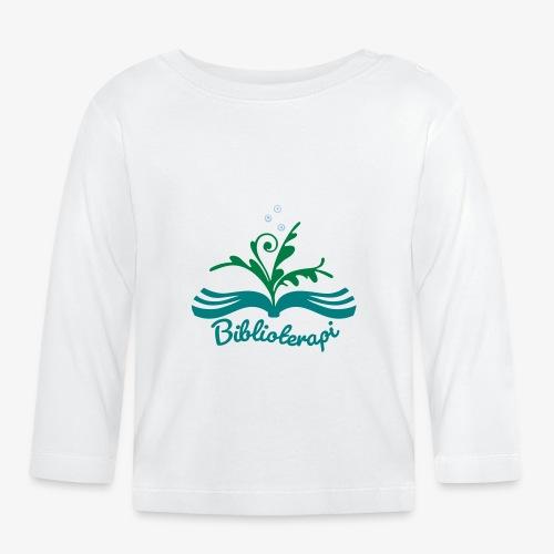 Biblioterapi - börja så! - Långärmad T-shirt baby