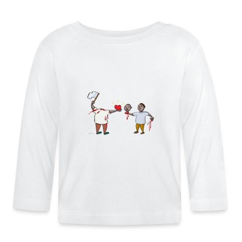 Forgiveness - Baby Long Sleeve T-Shirt