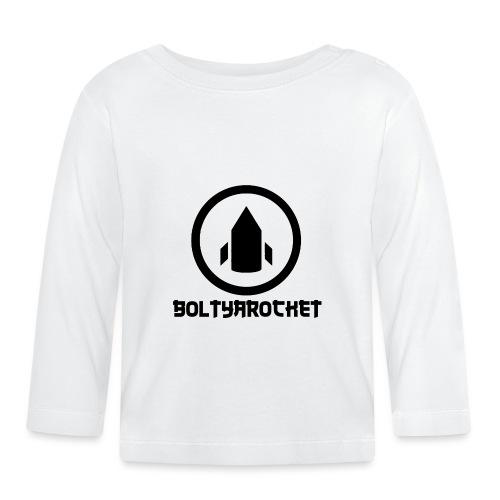 Bolt Ya Rocket - Baby Long Sleeve T-Shirt