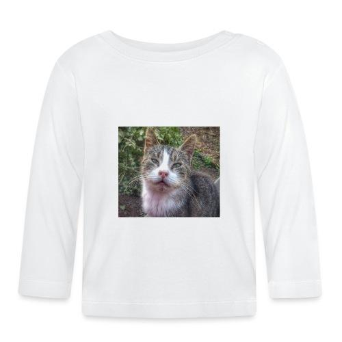 Katze Max - Baby Langarmshirt
