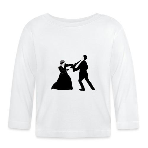 Miss Sanderson - Baby Long Sleeve T-Shirt