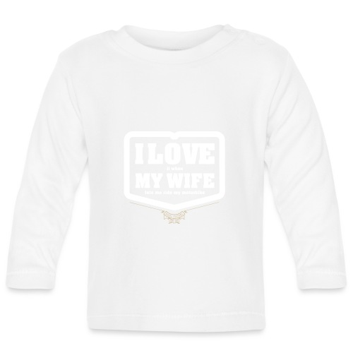 Kabes Valentine - Baby Long Sleeve T-Shirt