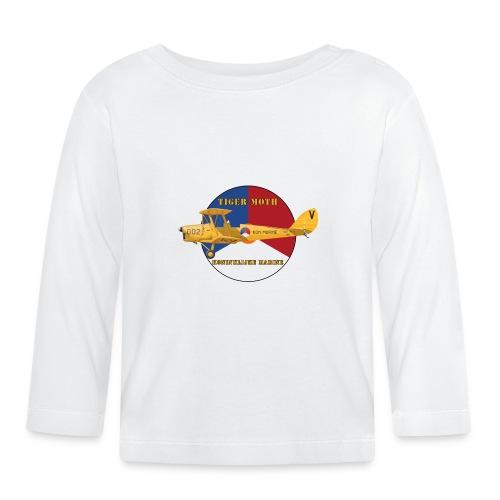 Tiger Moth Kon Marine - Baby Long Sleeve T-Shirt