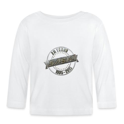 SASH! *** 20 Years *** - Baby Long Sleeve T-Shirt