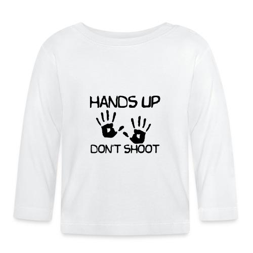 Hands Up Don't Shoot (Black Lives Matter) - T-shirt