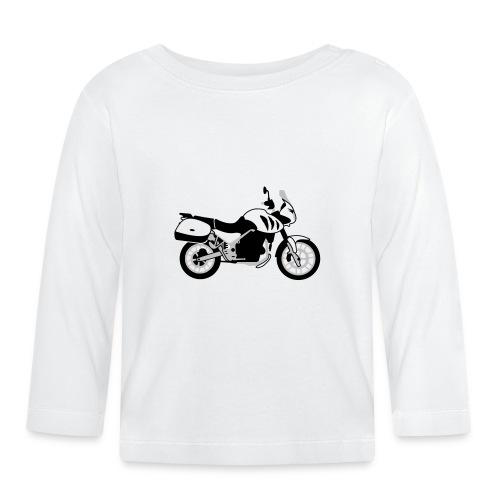 Tiger 955i Panniers - Baby Long Sleeve T-Shirt